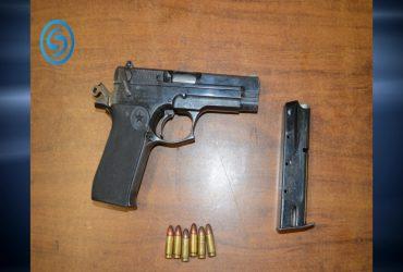 Dan a conocer los nombres de los cuatro sujetos detenidos el lunes en Jojutla, llevaban drogas y un arma de fuego con cartuchos.
