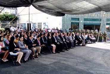 Se conmemora el 211 aniversario del natalicio de Benito Juárez Garcia.