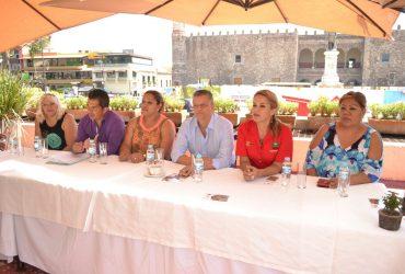 Anuncian la Cuarta Muestra Gastronómica  en el Mercado Adolfo Lopez Mateos