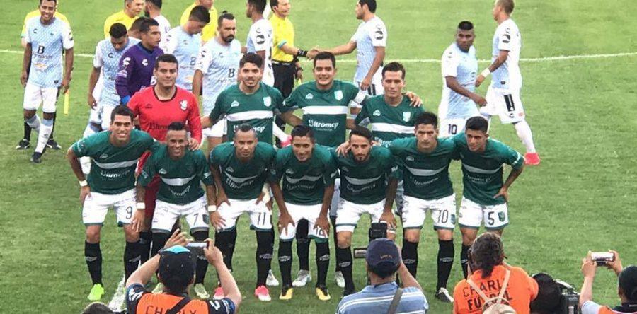 Tm Futbol Club Y Atletico Zacatepec No Se Hicieron Dano