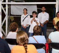 Requiere Jojutla voto razona de la ciudadanía, expone Araceli Garduño, candidata del PRD-PSD a la alcaldía.