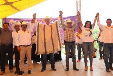 Rodrigo Gayosso señala que se les ha dado respeto y reconocimiento a los pueblos indígenas