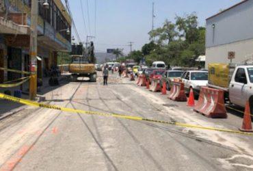 Gobierno de Jojutla sí ha intervenido ante gobierno estatal para conclusión de obras en centro del municipio.