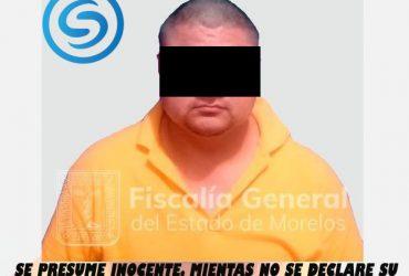 Detienen a presunto integrante del Cártel Jalisco Nueva Generación por homicidio Calificado