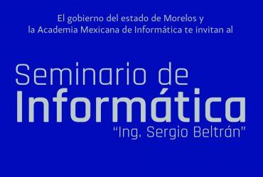 Abordará Seminario de Informática tema de ciberseguridad