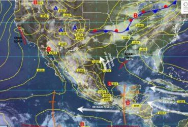Morelos tendrá lluvias durante el fin de semana