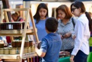 Celebra Mercado Verde su 52º edición en Cuernavaca