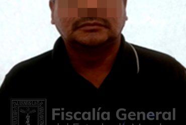 Detienen a presunto violador de una menor de 10 años de edad