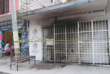 Intentan quemar lechería de la colonia Pedro Amaro. Vecinos piden más seguridad