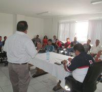 Realizan segunda mesa y última de trabajo para elaborar reglamento de protección civil de Jojutla