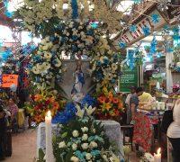 Mercado Benito Juárez de Jojutla, celebra su aniversario número 48.