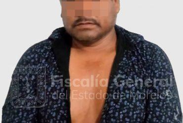 Vecino de Tlaquiltenango aprehendido por encubrir homicidio
