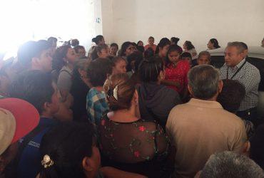 Comerciantes de tradiciones de jojutla demandan ocupar las calles como siempre