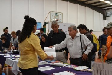 Sexta Feria Nacional de Empleo para Personas con Discapacidad y Adultos Mayores