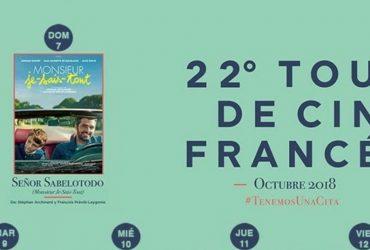 Tour de Cine Francés y del Foro Internacional de Cine