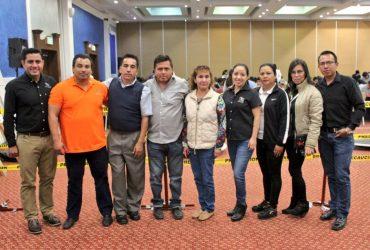 Logran oro alumnos del CECyTE en olimpiada morelense de robótica