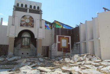 Convencen a la grey católica y fundación Hogares iniciará la reconstrucción del santuario del Señor de Tula este miércoles