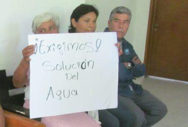 Ofrece gobierno del estado intervenir en conflicto del agua en Zacatepec. Ayuntamiento deberá solicitar su intervención