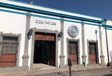 Roban a turistas en Hotel Dos Patios de Querétaro