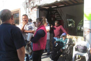 Presionan sindicalizados de Zacatepec y obtienen el pago de salarios pendientes