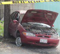 Asesinan a policía estatal en Galeana, Zacatepec. Le dispararon al menos en cinco ocasiones