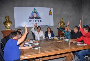 Aprueba ayuntamiento de Jojutla reglamento interno de expedición de pensiones