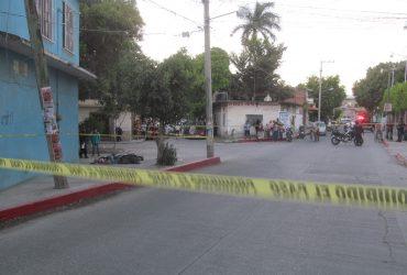 Asesinan a un hombre en la colonia Zapata de Jojutla