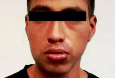 Un hombre fue detenido en la comunidad de Galeana, municipio de Zacatepec, por conducir una motocicleta robada.