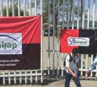 ESTALLA HUELGA EN EL CAMPO EXPERIMENTAL EN ZACATEPEC DEL INIFAP. DEMANDAN INVESTIGADORES MEJORAS LABORALES