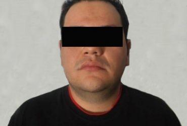 Detienen  a hombre en CDMX  requerido en Morelos  por sustracción de menor