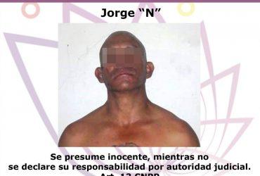 Detienen a hombre en Zacatepec con dosis de droga. Había amenazado a familia y a policías