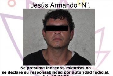 Detienen a dos hombres con armas y drogas en Emiliano Zapata
