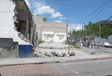 Llega Conavi a Tlaquiltenango, censará 114 viviendas. Hacen falta por reparar alrededor de 642