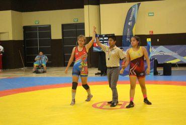 Terminan participación de Morelos en luchas asociadas y tenis en olimpiada nacional 2019