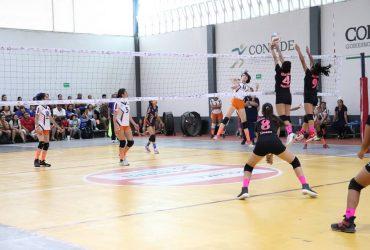 Cierra Morelos en séptimo lugar nacional en voleibol de sala