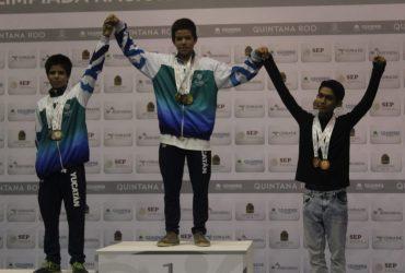 Se superó el número de medallas para Morelos en olimpiada nacional y nacional juvenil 2019