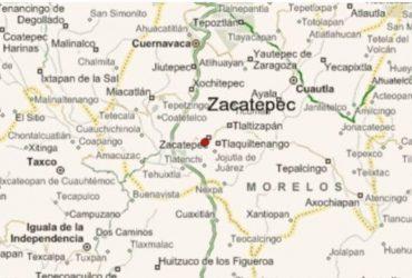 Hay polémica por división territorial entre Zacatepec y Xoxocotla