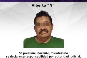 """Detienen a """"El Chino"""" por fraude específico en Emiliano Zapata"""
