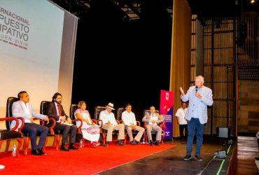 Habrá presupuesto participativo en 2020, equivalente al 7% de los recursos estatales: Diputado Héctor Javier García Chávez