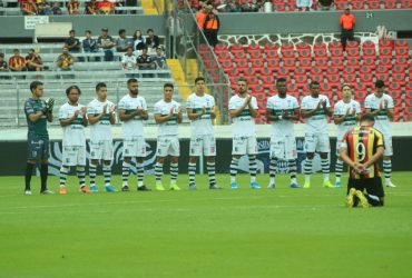 Zacatepec avanza a semifinales tras derrotar con 2-0 marcador global a leones negros