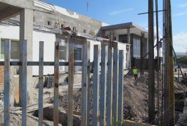 Hasta mayo estará terminado el hospital Meana de Jojutla