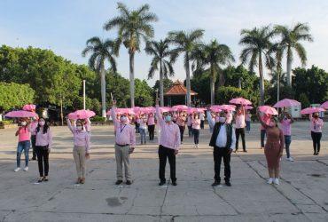 Llega a Tlaltizapán campaña contra el cáncer de mama