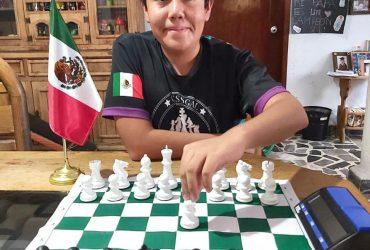 Destaca participación del representativo estudiantil morelense en campeonato mundial de ajedrez
