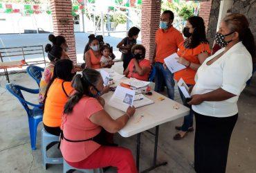 Jornada de acciones en Tlaltizapán en el marco del 25 de noviembre día internacional de la eliminación de la violencia contra las mujeres