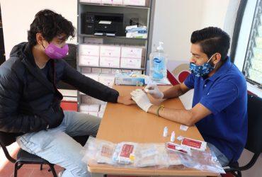 Aplica Impajoven pruebas gratuitas para la detección de infecciones de transmisión sexual