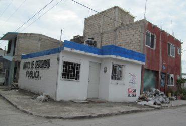 Subutilizado por falta de personal el módulo de seguridad ubicado en la colonia Zapata de Jojutla