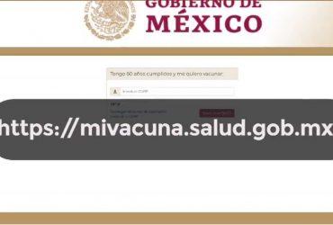 Adultos mayores ya se pueden registrarse para vacunarse contra el covid. Hay que insistir en la página