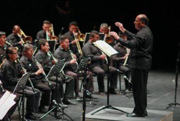 Albergará Teatro Ocampo conciertos de la banda de música de Morelos