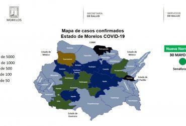 SE REGISTRAN 33 NUEVOS CASOS DE COVID EN LA ZONA SUR ESTA SEMANA Y SEIS NUEVOS DECESOS