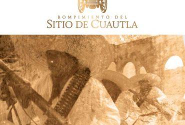 Conmemoran 209 años del Rompimiento del Sitio de Cuautla